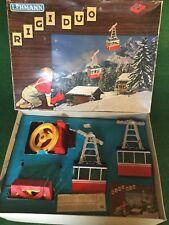 Lehmann RIGI DUO 9000 Seilbahn / Cable Car  Spielzeug Vintage ovp