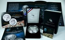 Launch Ceremony 5oz Silver Apollo 11 Coin - Amf @ Kennedy Space Center Vc