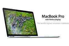 """Apple MacBook Pro 2015 MF841D/A 13,3"""" Retina Core i5, 512GB SSD, 8GB Ram, 10.13"""