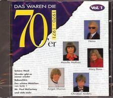 V/A Das waren die 70er 1970-1971 Vol. 1 - CD, Mireille Mathieu, Heintje u.v.m.