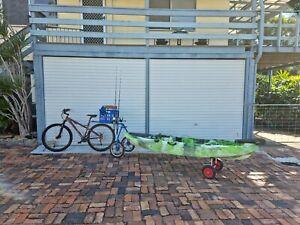 Push Bike trailers
