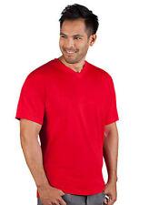 Unifarbene Herren-T-Shirts aus Baumwolle in 4XL