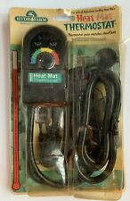 HYDROFARM SEEDLING HYDROPONIC SEED HEAT MAT THERMOSTAT, NEW OLD STOCK, NOS