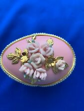 Royal Russian Faberge Easter egg trinket box crafted wedding birt 00004000 hday decor Us
