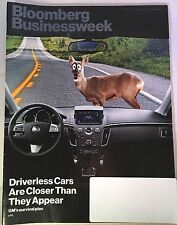 BLOOMBERG BUSINESSWEEK, Nov. 2-8, 2015 Driverless Cars, Obamacare, Cloud Seeding