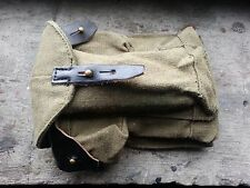 Original Russian Soviet Army AK47 3 Cell Ammo Pouch from military storage