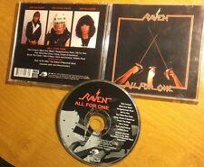 Raven- All For One CD Bonus Tracks - Spitfire Records NWOBHM Udo Dirkschneider,