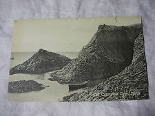 K112 - The CLAMCHELL CAVE - Isle of STAFFA POSTCARD