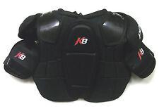 Powertek K8 ice hockey shoulder pads senior size large new chest pad sr L sz lrg