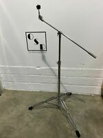 Weighted Boom Arm Heavy Duty Cymbal Stand Drum Hardware / Accessory #ST893