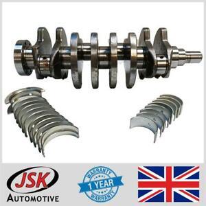 Crankshaft & Bearings for Vauxhall Astra Corsa 1.3 CDTI Fiat 1.3 D JTD MultiJet