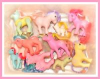 ❤️My Little Pony MLP G1 Vintage Custom Bait TLC Variety Mixed Lot of 10 Ponies❤️