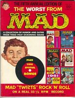 Worst From Mad Magazine Annual 5 1962 VF Wally Wood