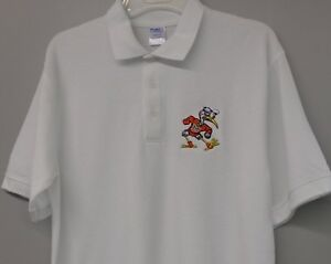 Miami Hurricanes Sebastian With Pipe Mens Embroidered Polo XS-6XL, LT-4XLT New