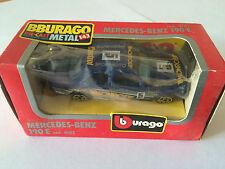 BBURAGO BURAGO MERCEDES-BENZ 190 E COD. 4102 ANNEE 1983 ECHELLE 1/43 EN BOITE