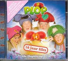 KABOUTER PLOP - 10 Jaar Hits CD Album 21TR Europop 2007 BELGIUM