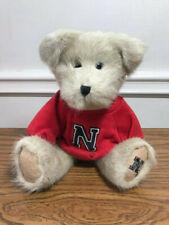 Boyd Bear University Bears Nebraska Cornhuskers Collectible New Football Nwt
