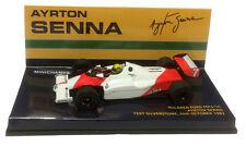 Minichamps McLaren MP4/1C #7 Silverstone Test 1983 - Ayrton Senna 1/43 Scale