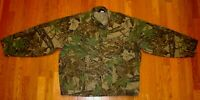 VTG 80's LIBERTY Shirt Jacket Snaps ORIGINAL REALTREE Camo MADE USA Hunting L