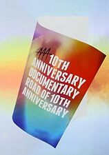 Aaa 10th Anniversary Documentary: Road Of 10th Ann (2016, DVD NIEUW)2 DISC SET