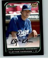 Clayton Kershaw 2007 Bowman Draft Chrome Rookie Card PGI 10