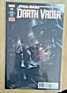 Marvel~Star Wars~Darth Vader~#5~Bag/Board