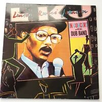Linton Kwesi Johnson - In Concert - Vinyl LP UK 1st Press Rough Trade EX+ Dub