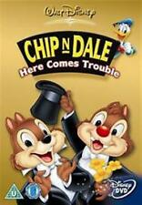 CHIP N DALE HERE COMES TROUBLE CHIP 'N' DALE WALT DISNEY UK REGION 2 DVD L NEW