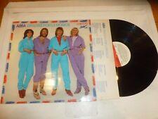 ABBA - Gracias Por La Musica - 1980 Sweden 10-track vinyl LP