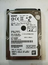 "HGST 500GB HDD 4 hard disk drive 7200RPM 2.5"" HTB-TS7SAD750  0J23561"