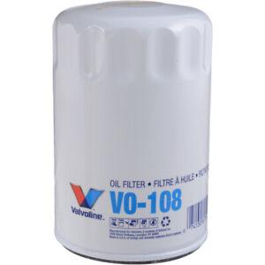 Valvoline VO108 Oil Filter