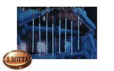 Ghiaccioli Luminosi 240 Led Effetto Pioggia da ESTERNO Luce Fredda - Luci Natale