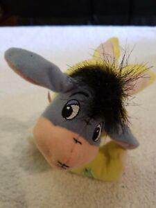 Disney Eeyore Plush Basket Hugger Winnie Pooh Mattel Fisher Price 2002 Costume