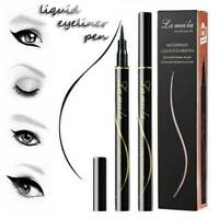 US Liquid Eye Liner Pen Pencil Black Waterproof Eyeliner Makeup Beauty Cosmetic