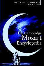 The Cambridge Mozart Encyclopedia-ExLibrary