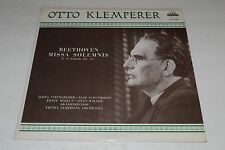 Otto Klemperer~Beethoven: Missa Solemnis~Ilona Steingruber~PL 11.430~FAST SHIP