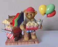 ENESCO Cherished Teddies Customer Appreciation Figurine - Ray 631345