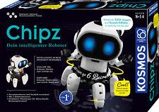 Kosmos Chipz Dein intelligenter Roboter 634407 Neu  Ovp