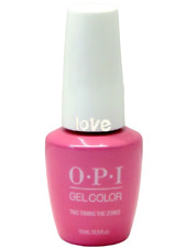 Opi GelColor New Gel Nail Polish Soak-Off Gc F80- Two-Timing The Zones