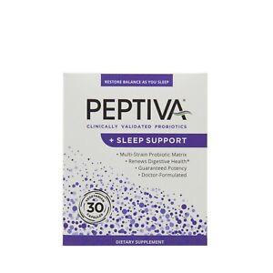 Peptiva Probiotics Sleep Support (Exp: 07/2021)