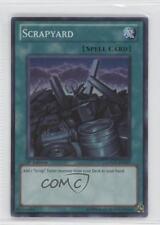 2010 Yu-Gi-Oh! Duelist Revolution #DREV-EN047 Scrapyard YuGiOh Card 0j6