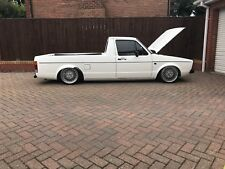 Vw Caddy Mk1 1992 R32 engine show air suspension bbs amazing build 30 pics px