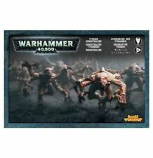 Warhammer 40k NEW Tyranid Genestealers  NIB