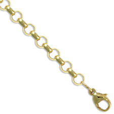 """Unbranded Yellow Gold 30 - 35"""" Fine Necklaces & Pendants"""