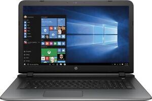 "HP-Pavilion 17.3"" Intel Core i3 - 6 GB Memory - 1 TB Hard Drive, Natural Silver"