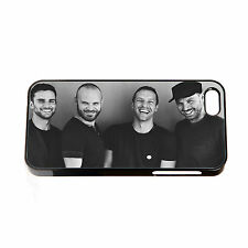 NEW COLDPLAY PHONE CASE COVER  FITS APPLE IPHONE 4 4S 5 5S 5C 6 6S 7 8 SE PLUS X