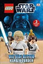 Fachbuch LEGO® Star Wars™, Die Jedi-Ritter kehren zurück 3 spannende Geschichten
