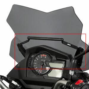 GIVI FB8203 MOTO GUZZI V85 TT 2019 BRACKET to fit S902A SAT NAV PHONE HOLDER
