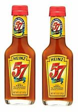 Heinz 57 Sauce four ( 3 ) 5 oz bottles *** Free shipping *** Great deals ***