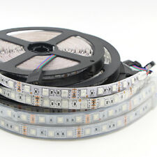 Waterproof LED Strip Light Swimming Pool Underwater LED Rope Lights SMD 5050 RGB